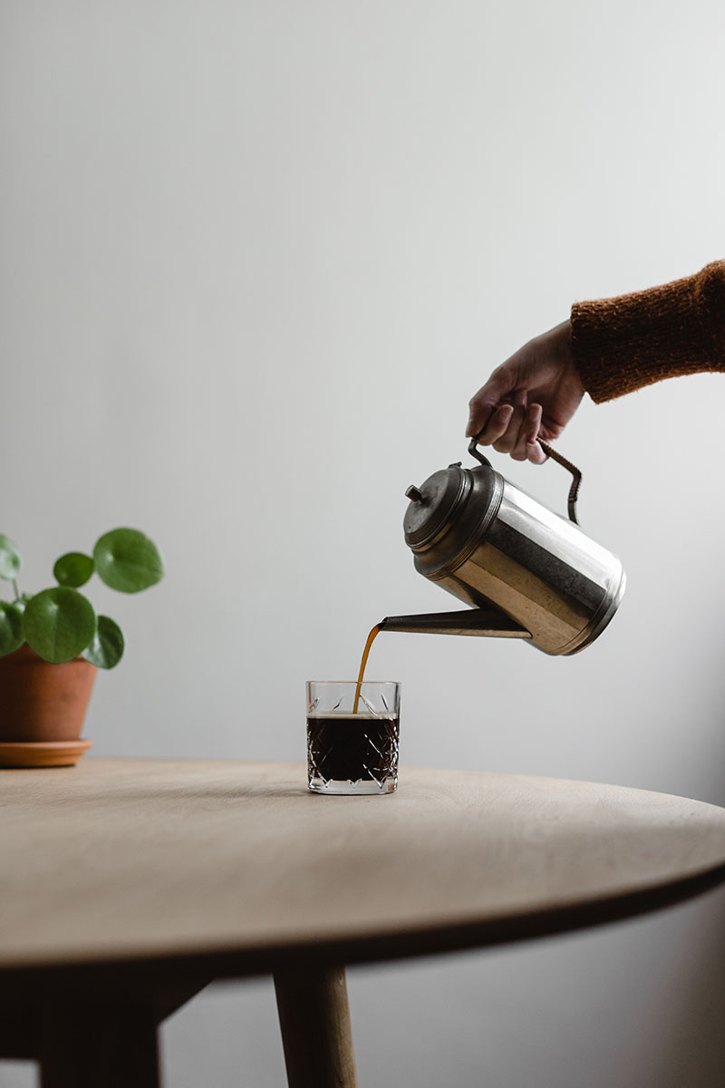 Concept photography - Coffee home stories