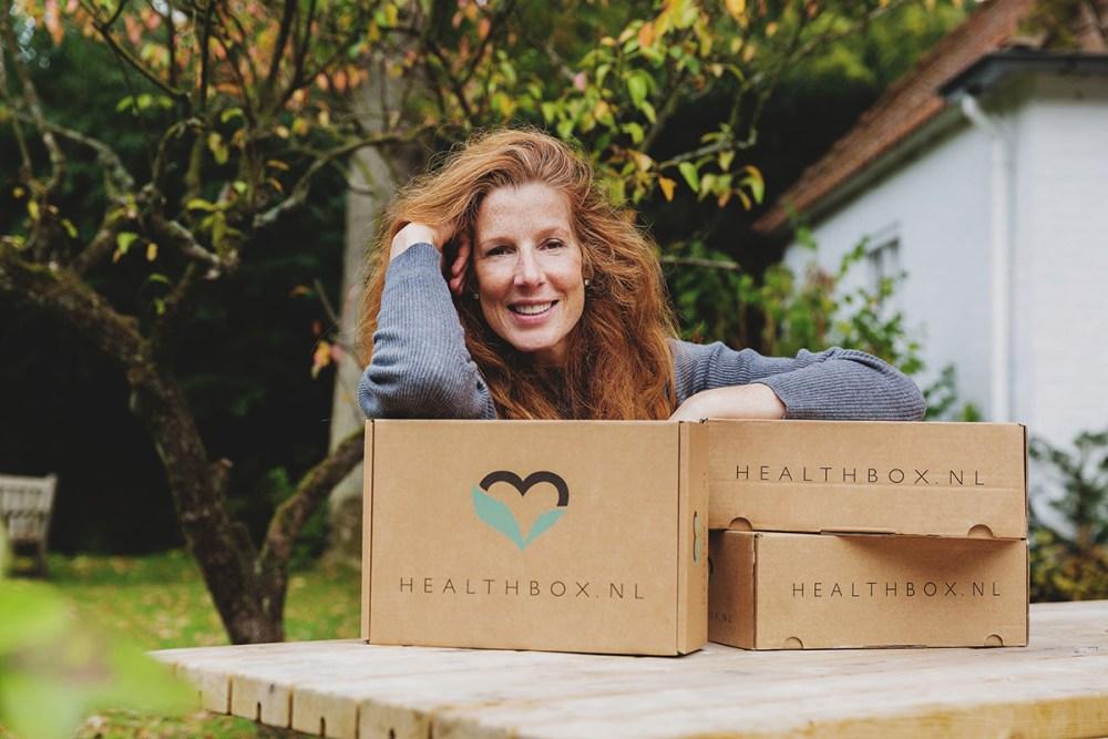 Healthbox.nl - Portret & Branding fotografie
