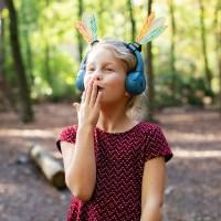 Lifestyle fotografie & video POGS Headphones
