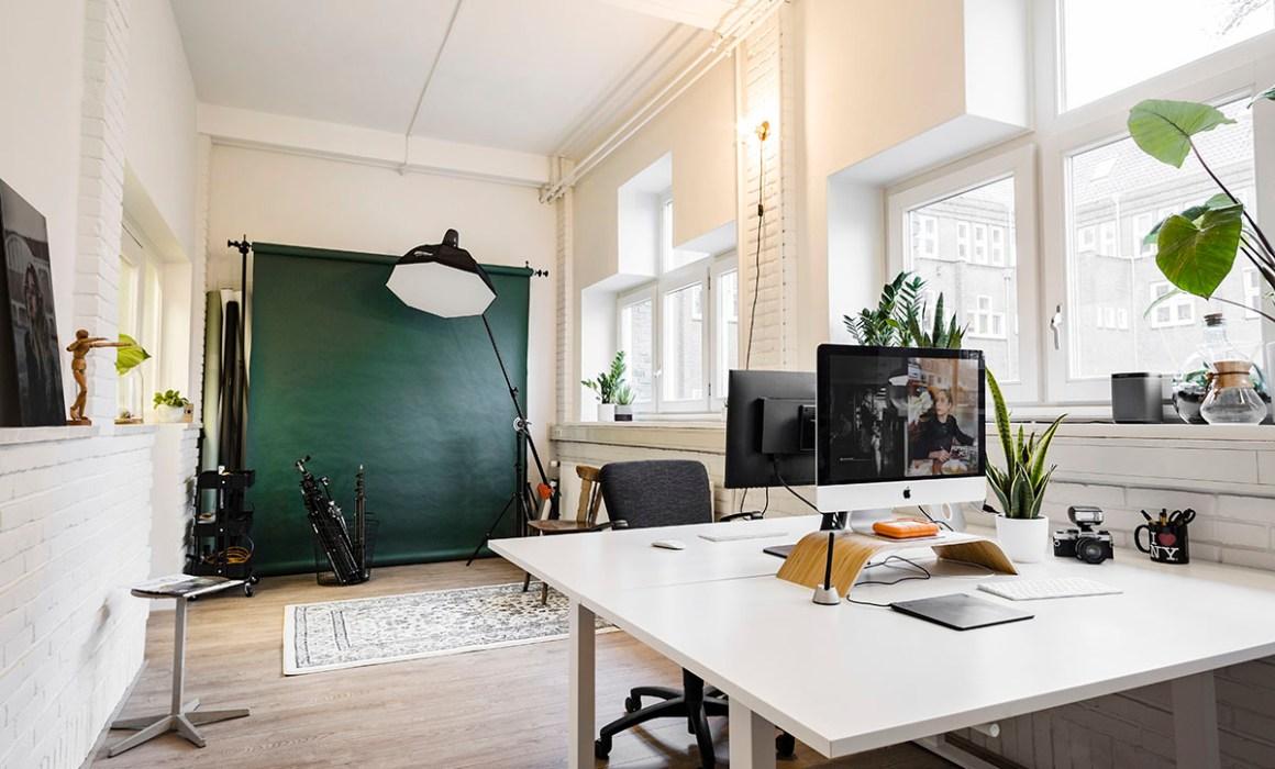 nieuwe studio Nijmegen Augustinusklooster fotografie fotograaf studiofotograaf product food lifestyle portret achtergrond Jurriaan en Jeroen Huting werkruimte Studio Huting.net Nijmegen