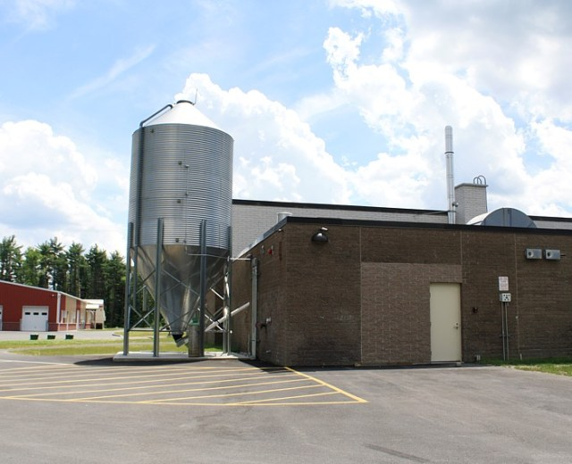 Mascenic Schools Wood Chip Facility