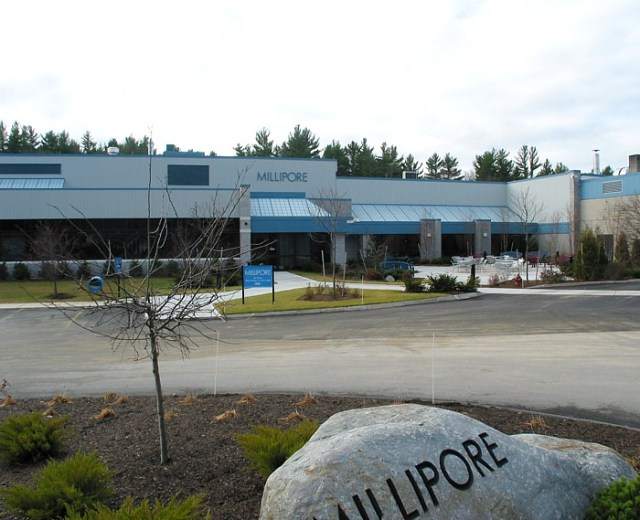 Millipore Corporation<br /> Additions & Renovations<br /> Jaffrey, NH