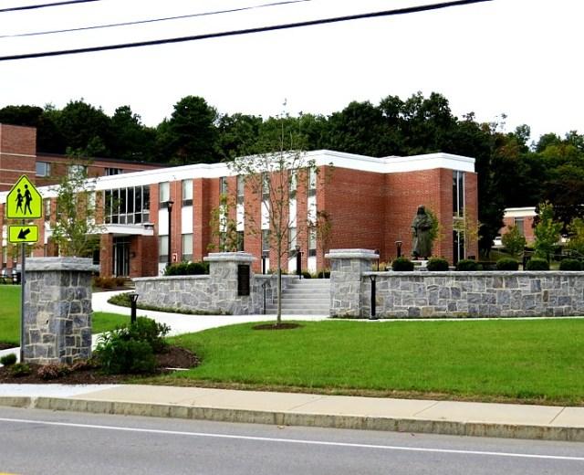 Rivier University Campus Gateway