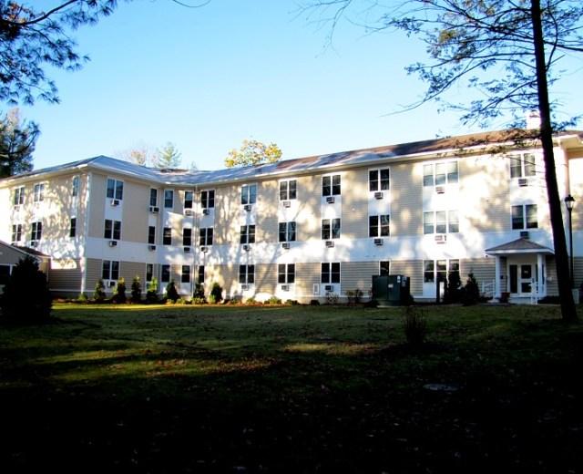 Rockridge Retirement Community Expansion, Northampton, MA