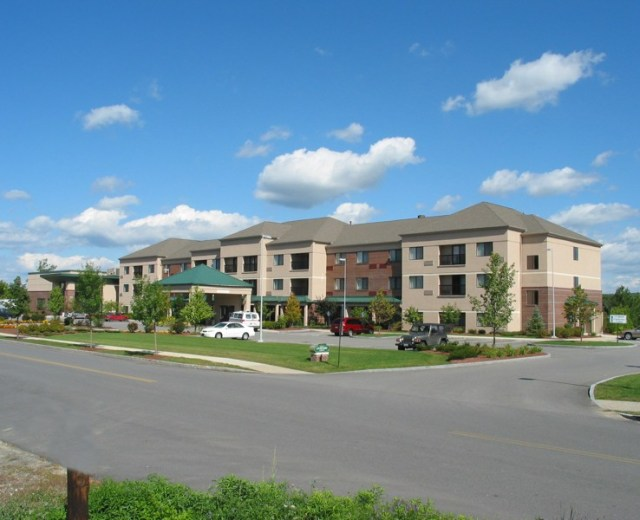 Courtyard by Marriott, Concord NH