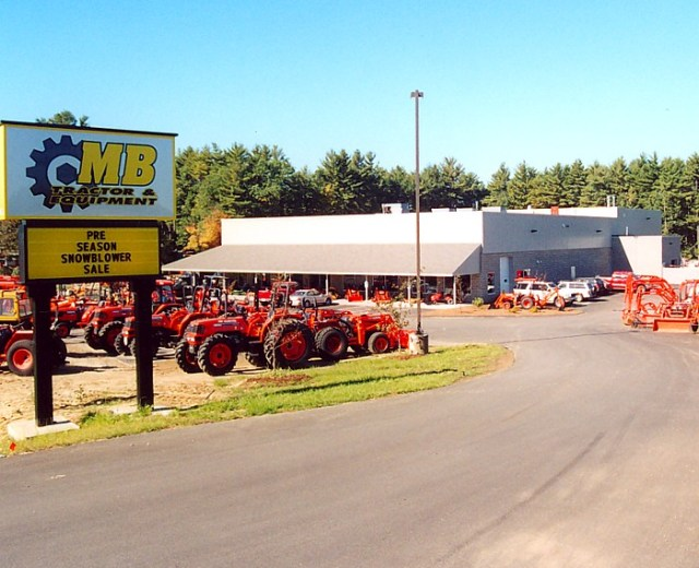 MB Tractor Sales & Equipment, Plaistow