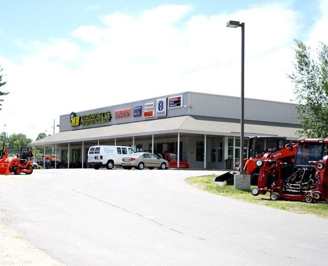 MB Tractor Sales & Equipment, Tilton