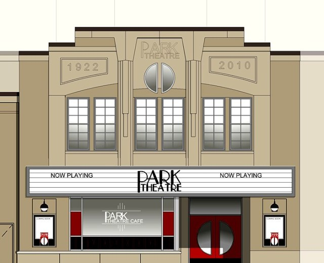The Park Theatre Restoration