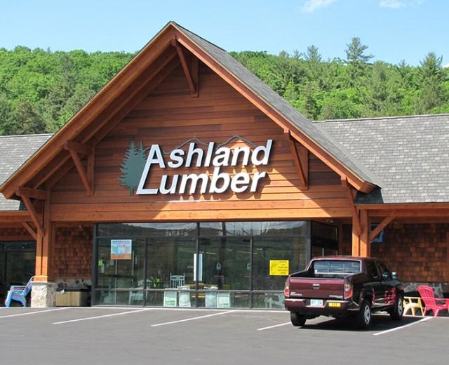Ashland Lumber<br /> Ashland, NH