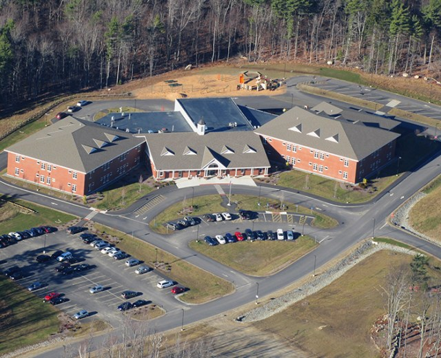 Highbridge Hill Elementary School<br /> New Ipswich, NH