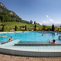 Camping Zwitserland Zwembad   Tuin Blog
