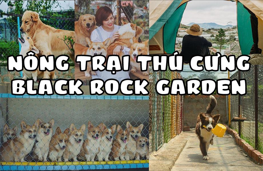 Nông trại thú cưng Black Rock Garden Đà Lạt