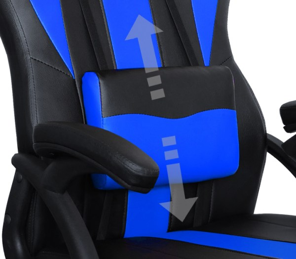 Gaming Chairs Huzaro Force 3.0 Blue