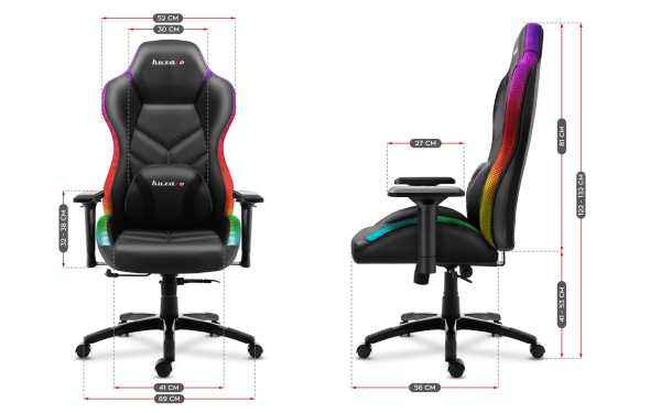Gaming chair force 6.6 huzaro