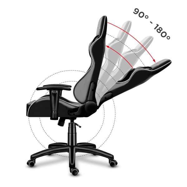 Gaming chair Force 6.0 grey6