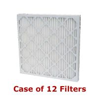 Carrier 19-7/8x21-1/2x1 inch MERV 8 Pleated Filters Case ...