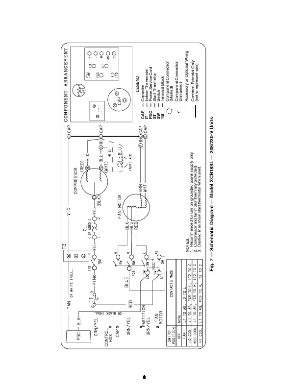 Carrier 73 4w Heat Air Conditioner Manual