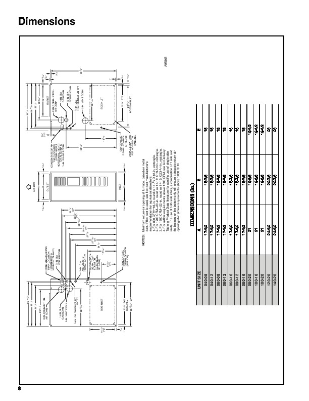 Carrier 58MXA 8PD Gas Furnace Owners Manual