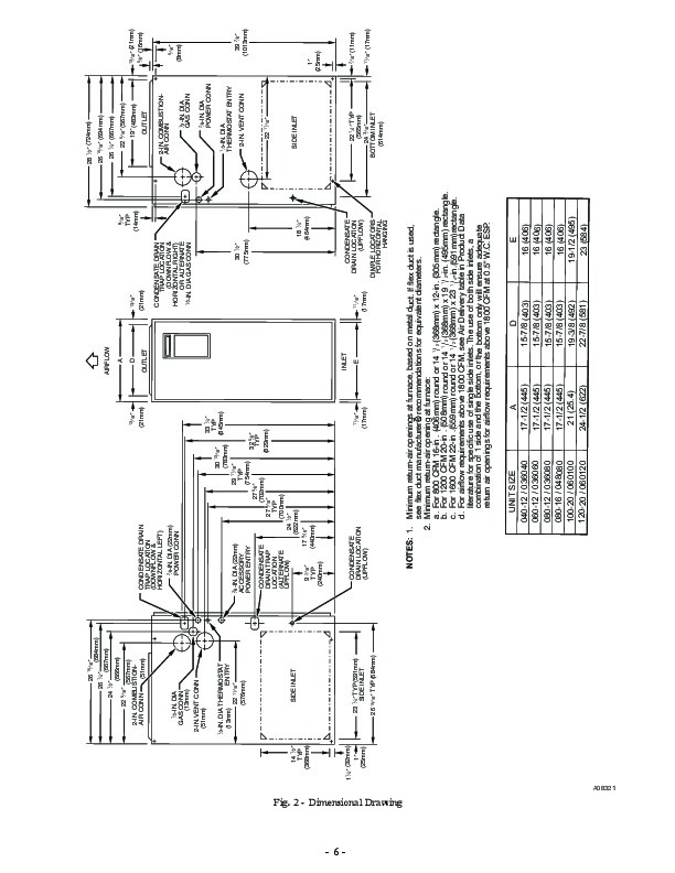 Carrier 58MEB 05SI Gas Furnace Owners Manual