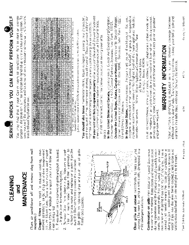 Carrier 51 63 Heat Air Conditioner Manual