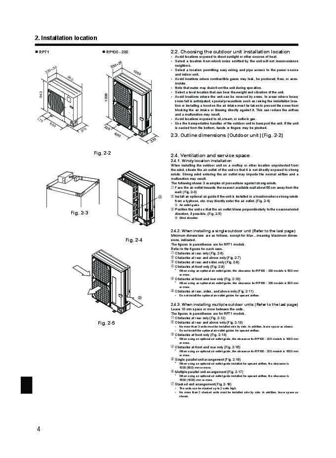 Mitsubishi City Multi Installation Manual Free. mitsubishi