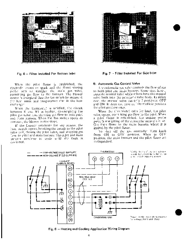 Carrier 58ES 10SI Gas Furnace Owners Manual
