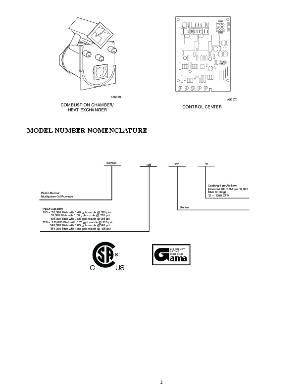 Carrier 58CMR 4PD Gas Furnace Owners Manual
