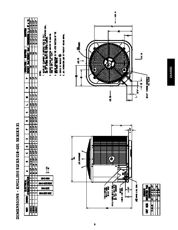 Carrier 24abs3 3pd Heat Air Conditioner Manual