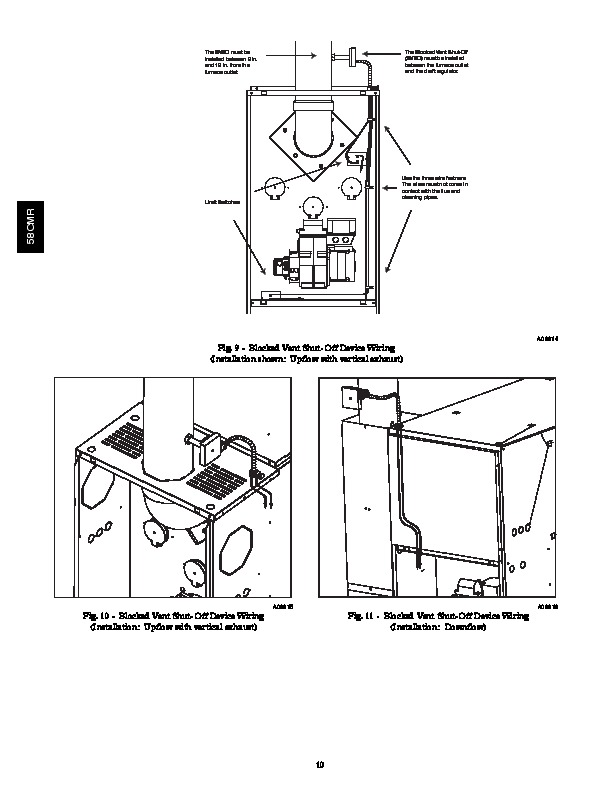 Carrier 58CMR 3SI Gas Furnace Owners Manual