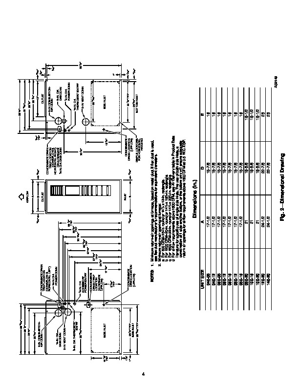 Carrier 58MXA 14SI Gas Furnace Owners Manual