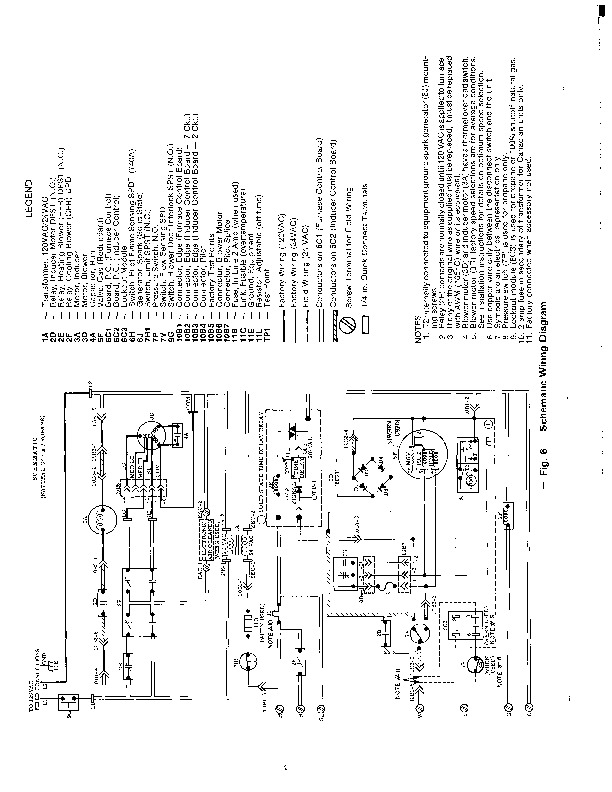 Carrier 58SX 14SI Gas Furnace Owners Manual
