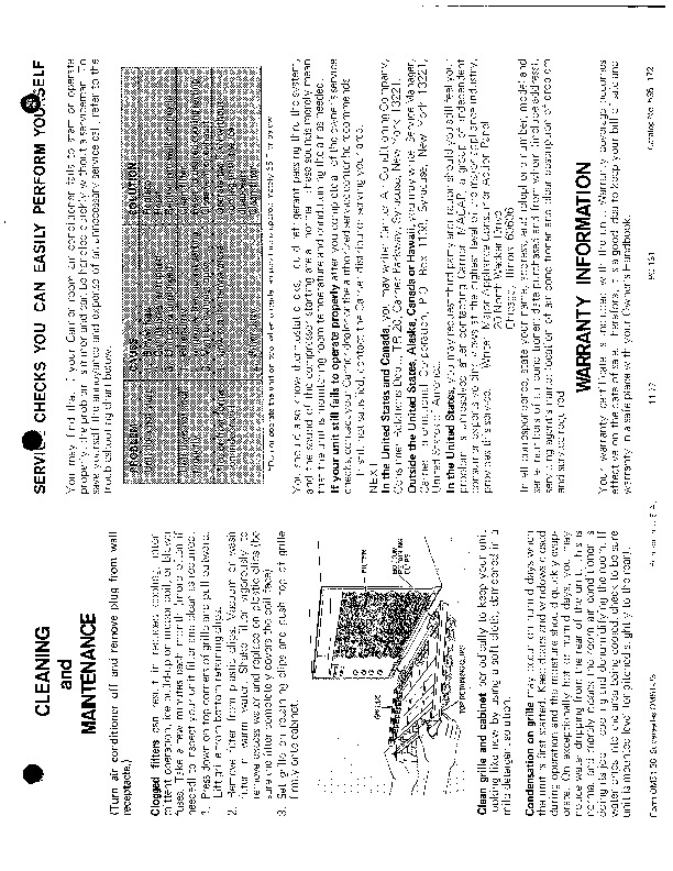 Carrier 51 38 Heat Air Conditioner Manual