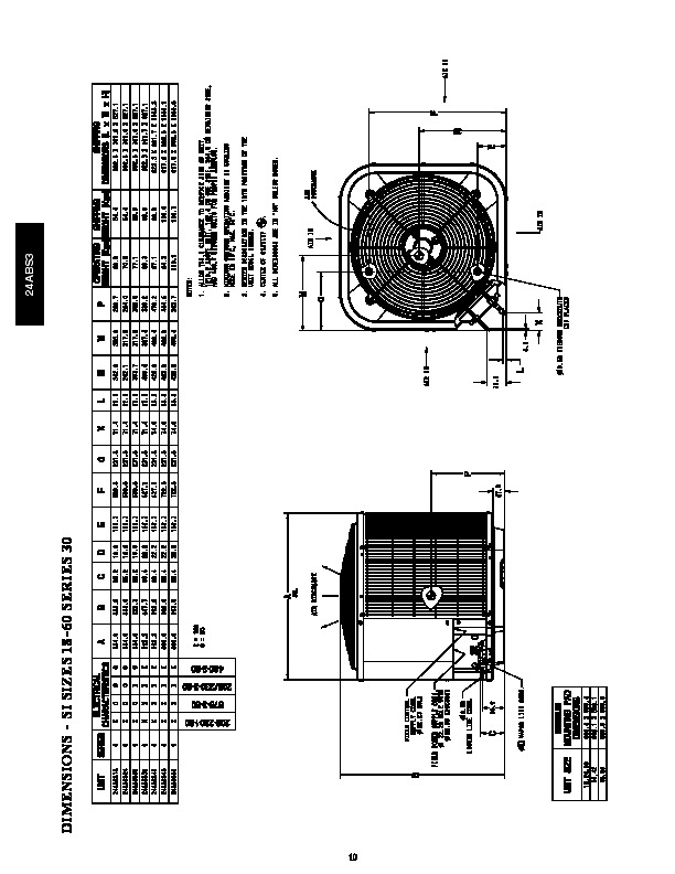 Carrier 24abs3 5pd Heat Air Conditioner Manual