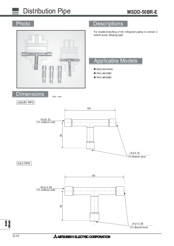 Comfort Aire Furnace Parts Manual