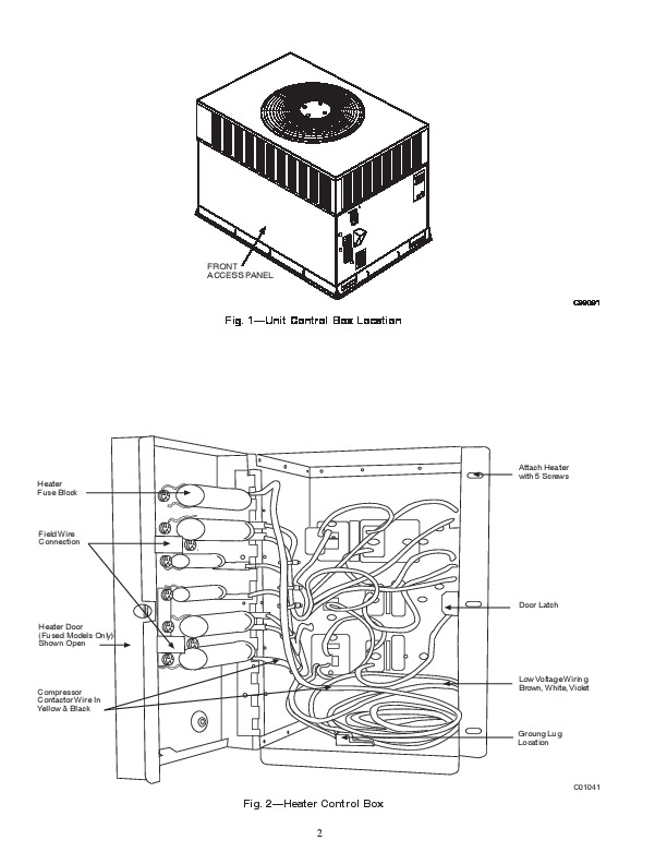 Carrier 58G 58J 1SI Gas Furnace Owners Manual