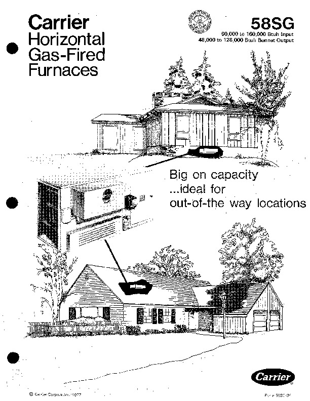 Ruud Gas Furnace Owners Manual