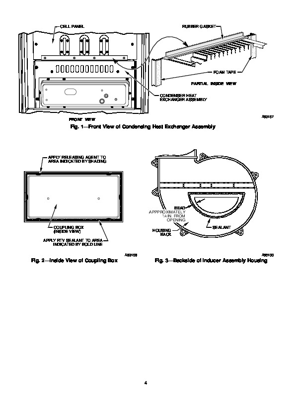 Carrier 58SX 28SI Gas Furnace Owners Manual