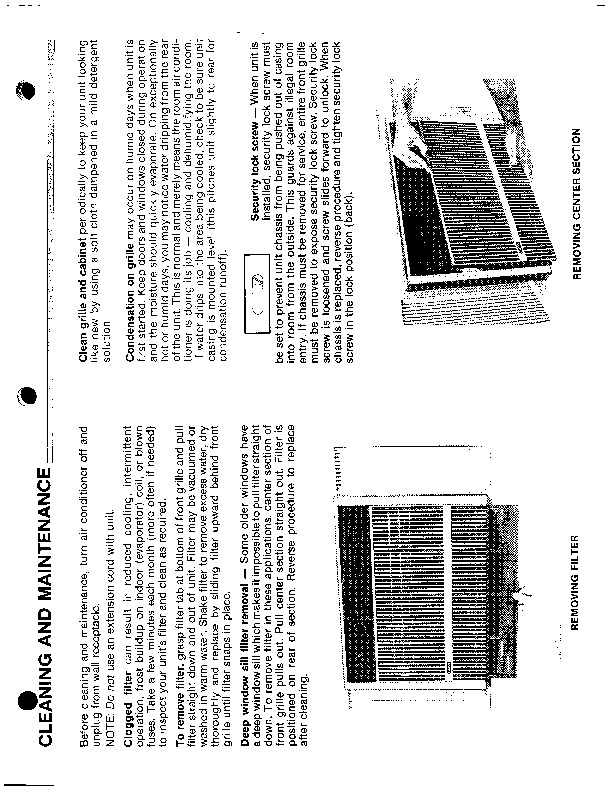 Carrier 51 123 Heat Air Conditioner Manual