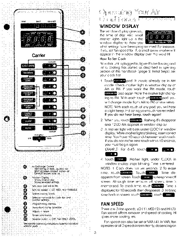 Carrier 51 85 Heat Air Conditioner Manual