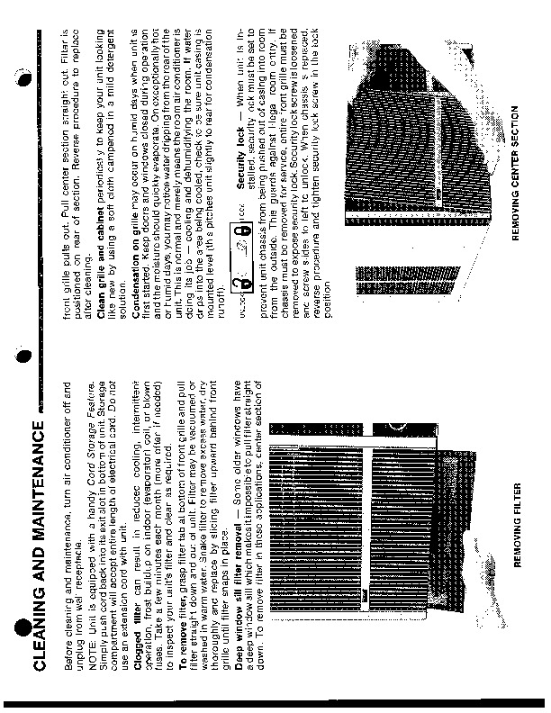 Carrier 51 117 Heat Air Conditioner Manual