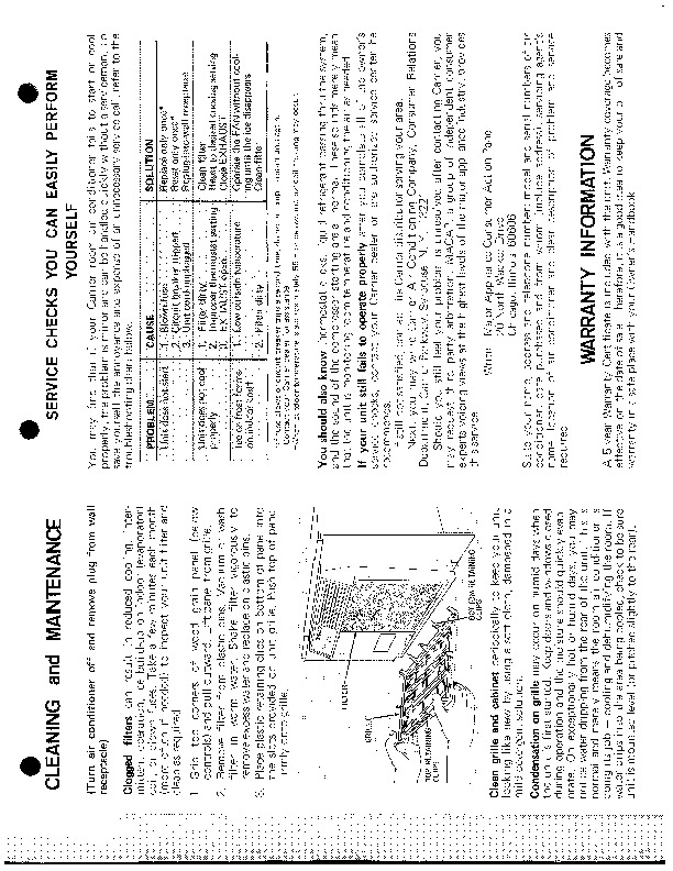 Carrier 51 77 Heat Air Conditioner Manual