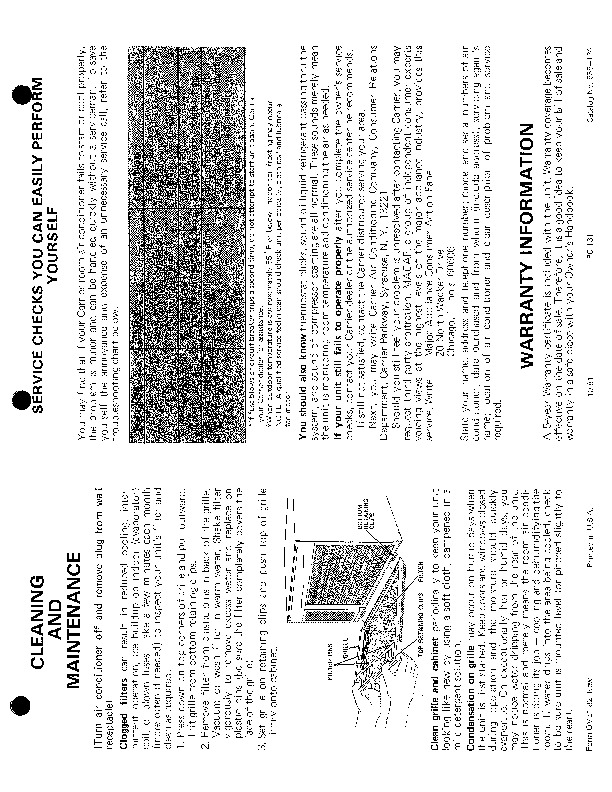 Carrier 51 82 Heat Air Conditioner Manual