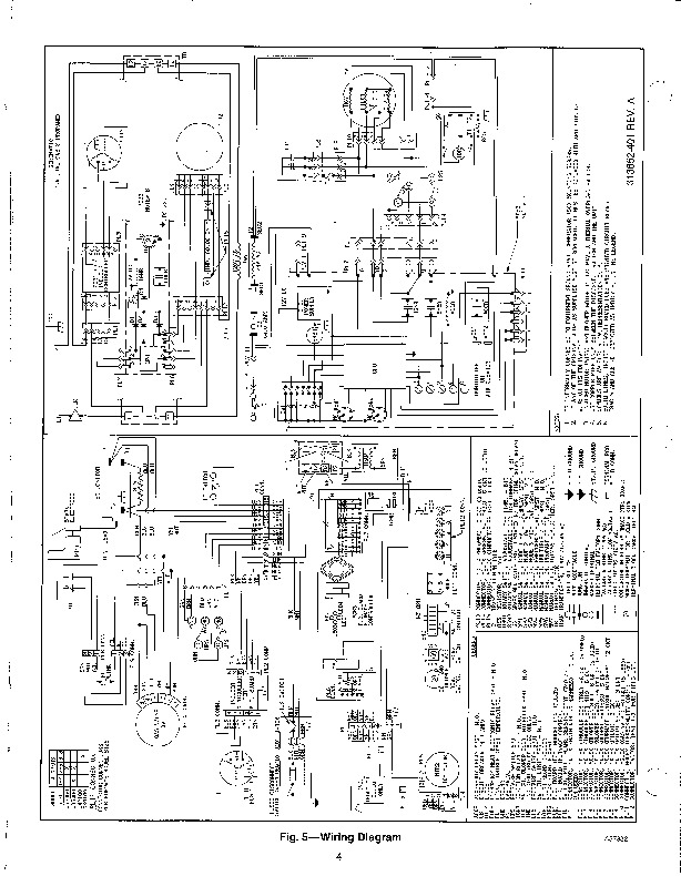Carrier 58SXB 9SI Gas Furnace Owners Manual