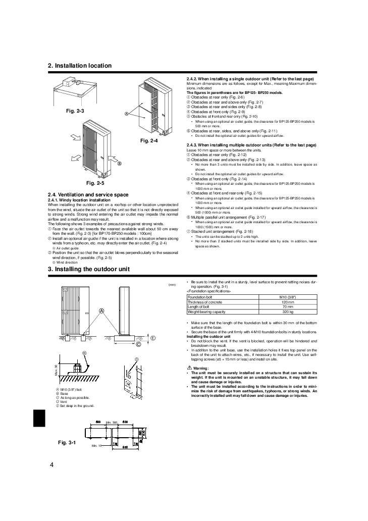 Mitsubishi Air Conditioner Manual Pdf