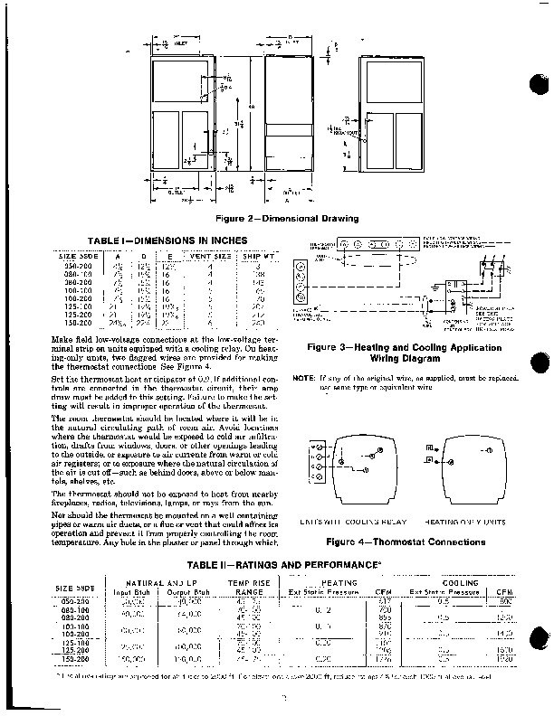 Carrier 58DE 1SI Gas Furnace Owners Manual