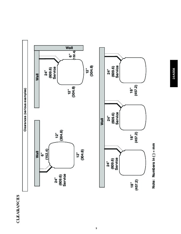 Carrier 24abb4 1pd Heat Air Conditioner Manual