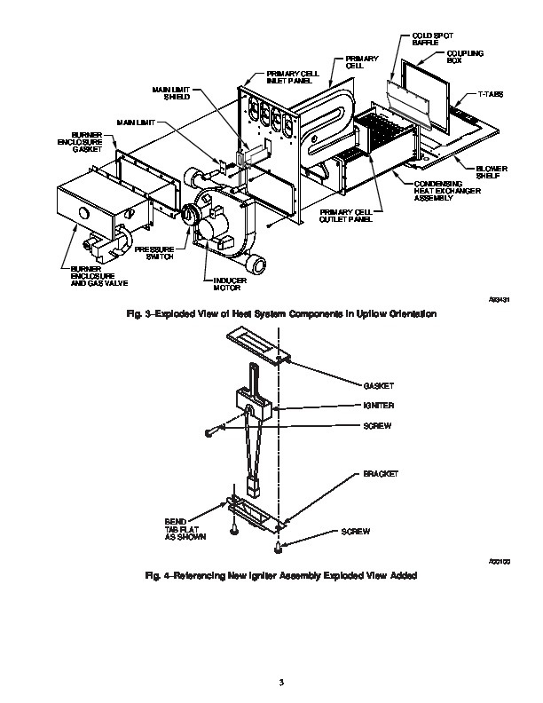 Carrier 58M 98SI Gas Furnace Owners Manual