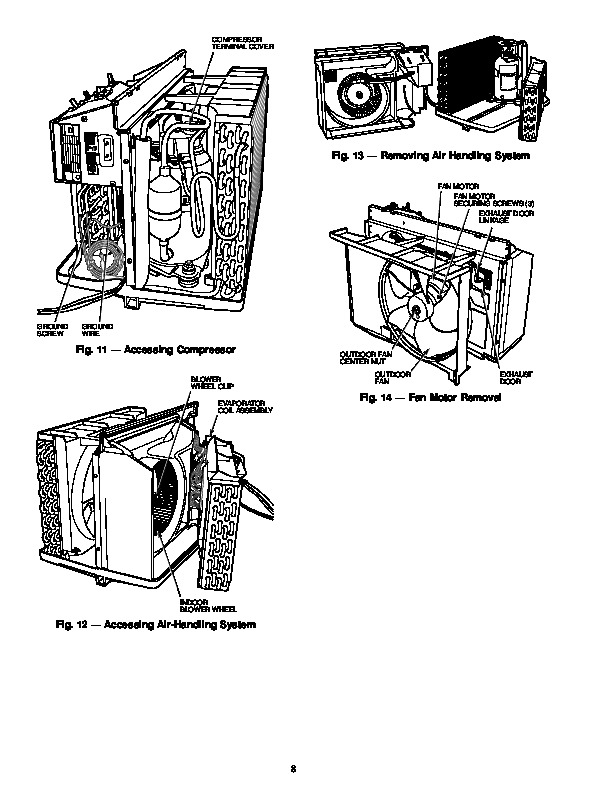 Carrier 73tc 1ss Heat Air Conditioner Manual