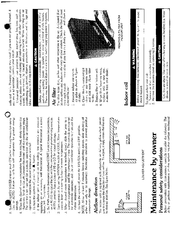 Carrier 53 1 Heat Air Conditioner Manual