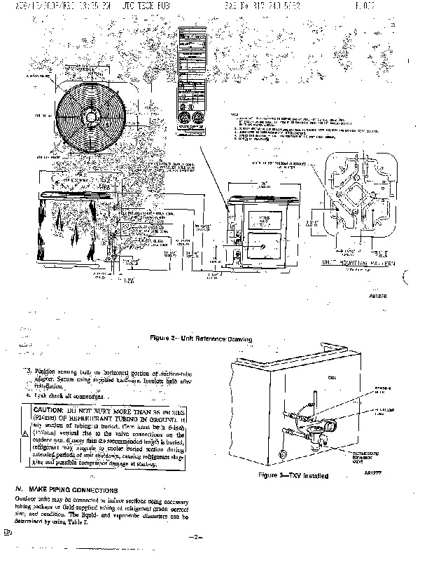 Carrier Bryant 598a 36 1 Heat Air Conditioner Manual